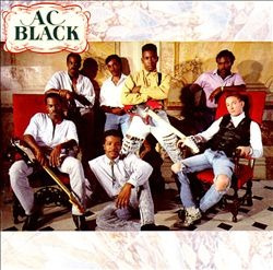 cd - ac black - funk music