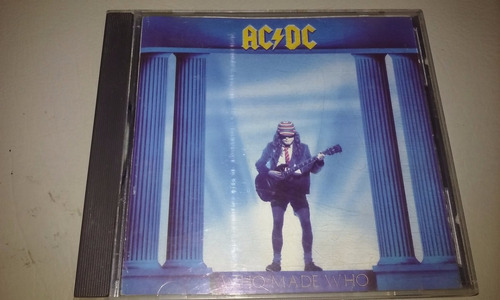 cd ac dc who made who made in germany