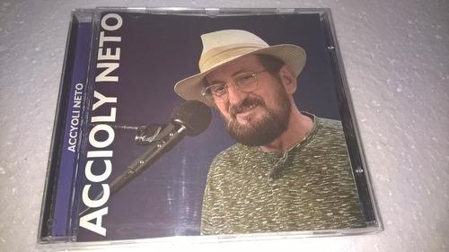 cd - accioly neto - paixão de verão /pra tocar o teu coracão
