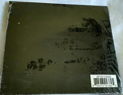 cd acdc (black ice)
