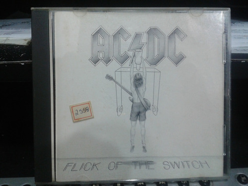 cd - ac/dc flick of the switch