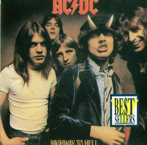 cd ac/dc - highwy to hell