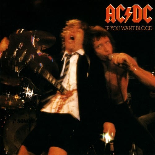 cd ac/dc - if you want blood (91821)