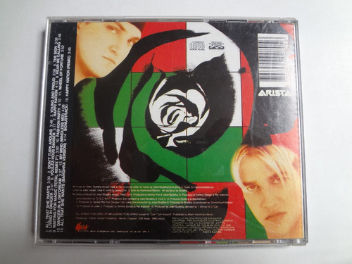cd ace of base happy nation - u.s. version