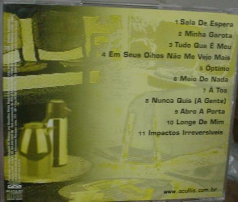 cd  acullia  /  sala de espera  -  b250