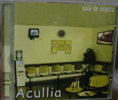 cd  acullia  /  sala de espera  /  frete gratis
