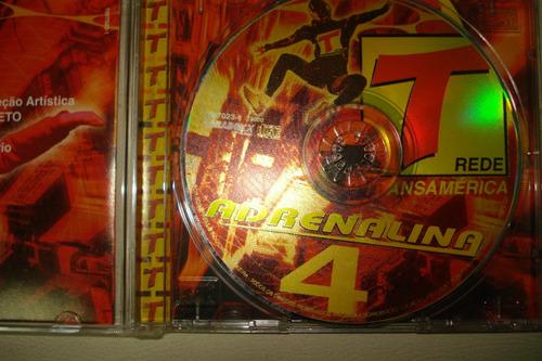 cd adrenalina volume 4 transamérica