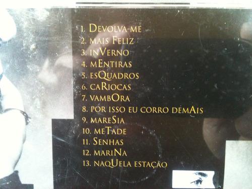 cd adriana calcanhotto - perfil