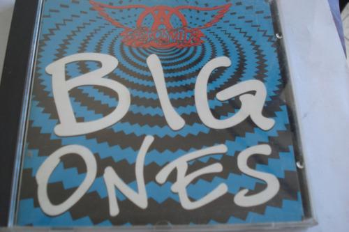 cd aerosmith big ones