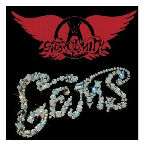 cd : aerosmith - gems (cd)