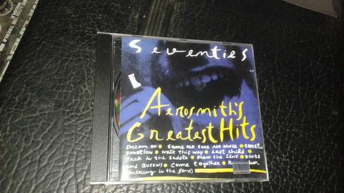 cd : aerosmith greatest hits