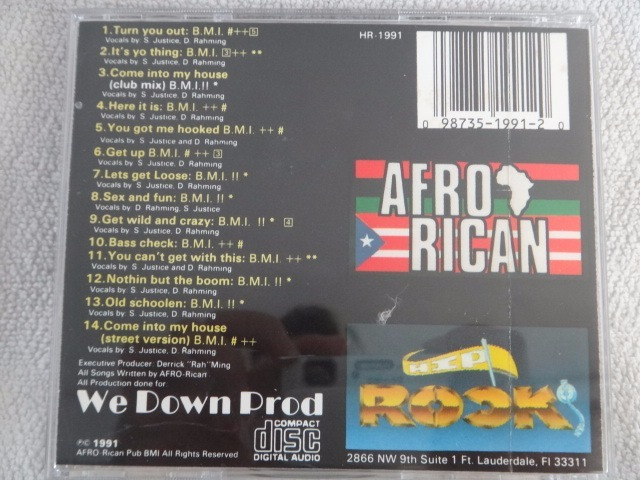 Afro rican sex and fun