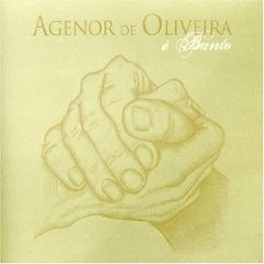 cd agenor de oliveira é banto (2004) - novo lacrado