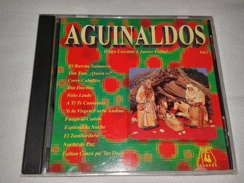 cd aguinaldos vol. 1