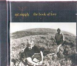 cd air supply - the book of love (usado-otimo)