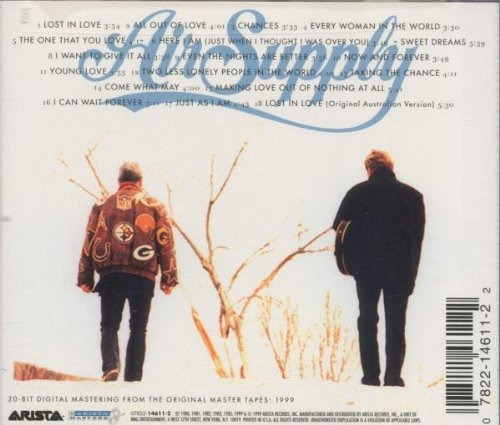 cd air supply -the definitive collection [made in canadá]