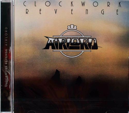cd - airlord - clockwork revenge - novo