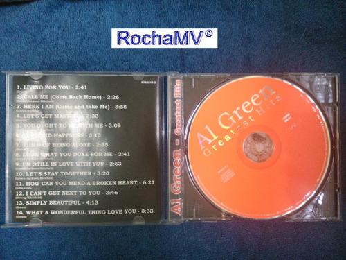 cd al green - greatest hits
