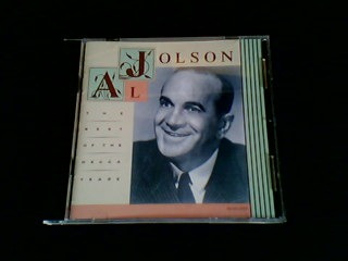 cd al jolson - the best of the decca years