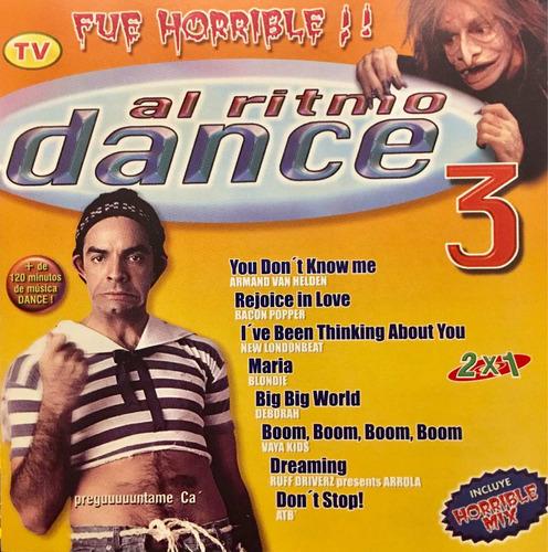cd al ritmo dance 3 2cds eugenio derbez