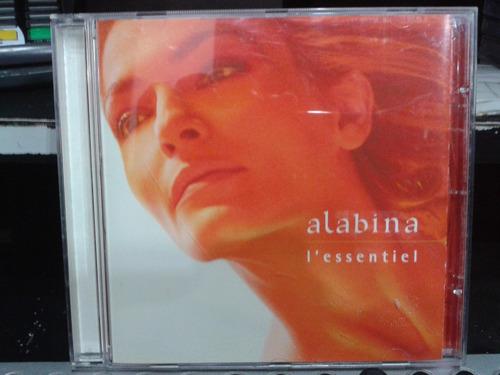 cd - alabina - i'essentiel (promoção)