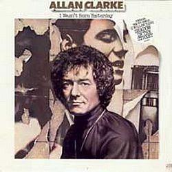 cd alan clarke - i wasn't born... (the hollies) (usado/otimo