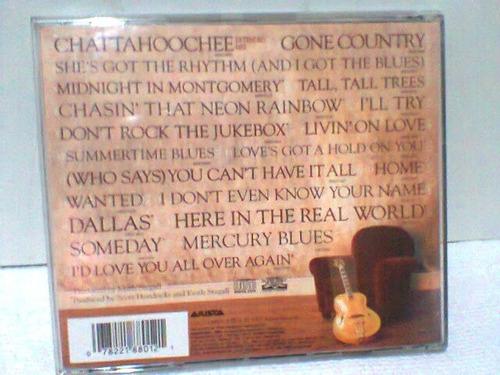 cd alan jackson @ greatest hits   --1995--    (frete grátis)