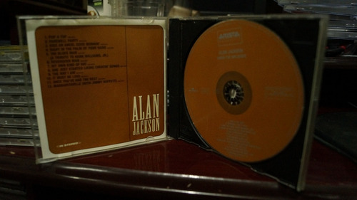 cd alan jackson under the influence