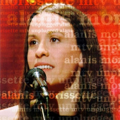 cd alanis morissette - mtv unplugged (1999) lacrado original
