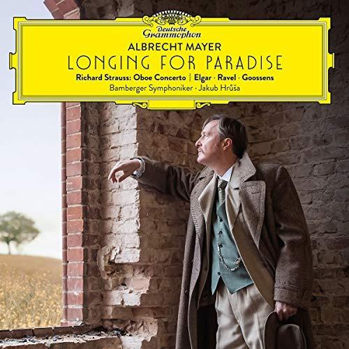 cd : albrecht mayer - longing for paradise
