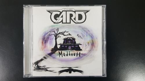 cd - álbum madhouse - banda the gard