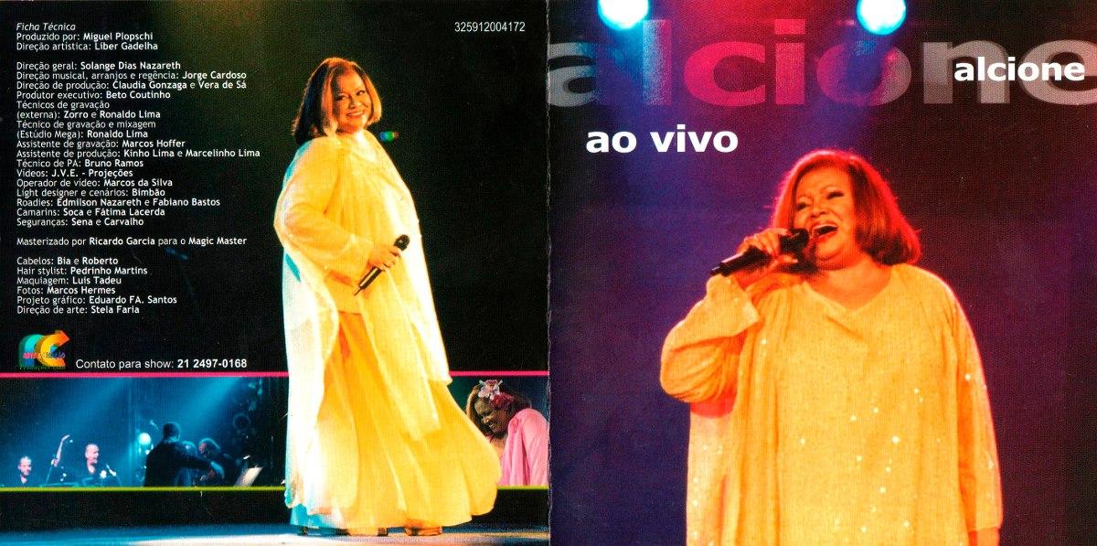 alcione ao vivo 2002