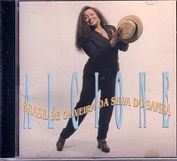 cd alcione - brasil de oliveira da silva do samba (usado/oti