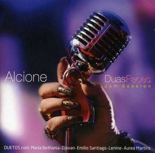 cd alcione  duas faces jam session