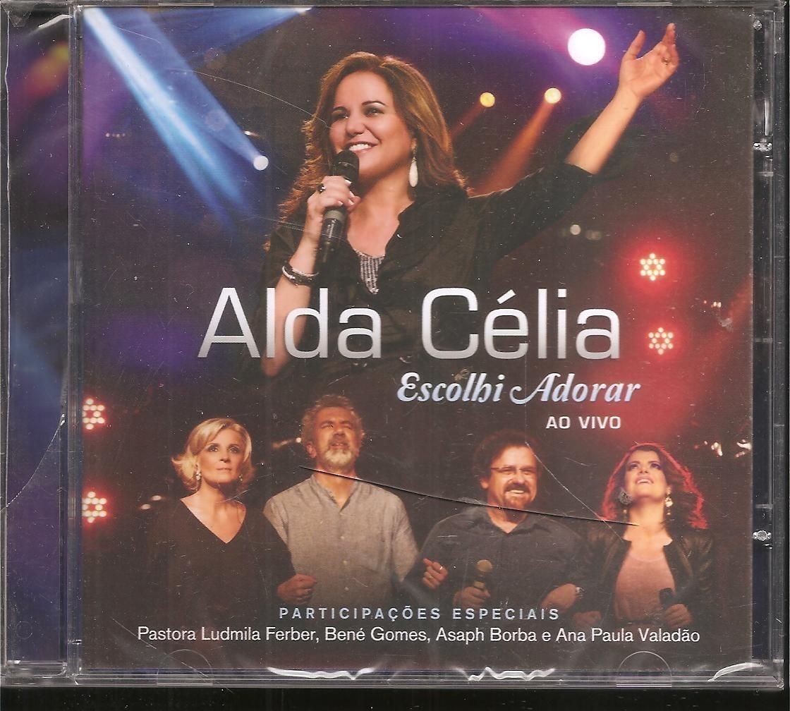 novo cd da alda celia