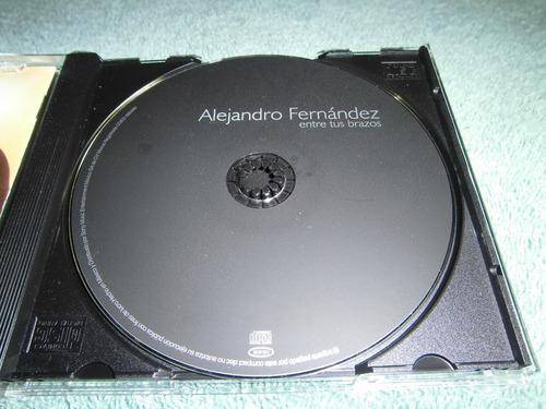 cd: alejandro fernández: entre tus brazos - orígenes - niña