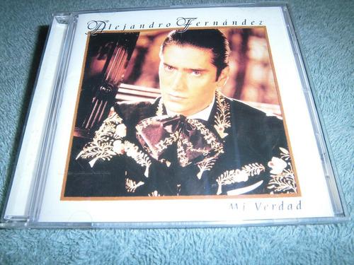 cd: alejandro fernández: muy dentro de mi corazón- a corazón