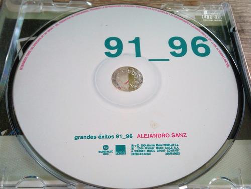 cd alejandro sanz...grandes exitos 91_96