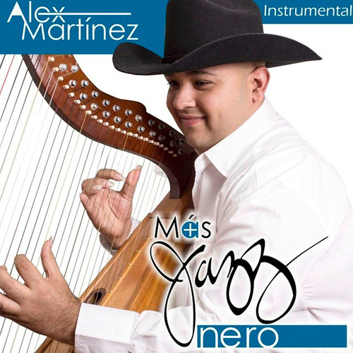 cd alex martinez mas jazznero 2014