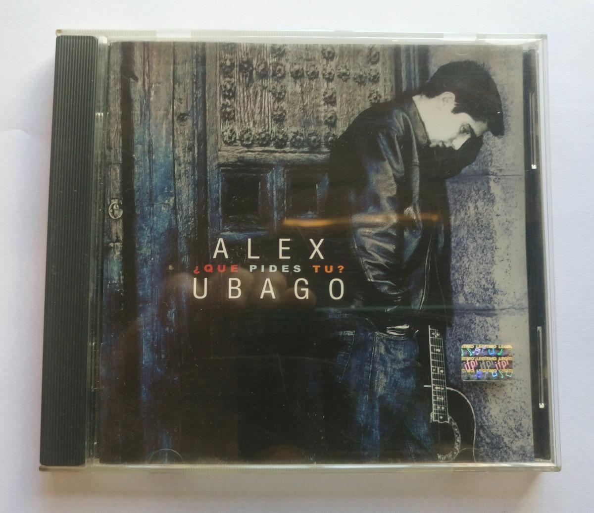 gratis alex ubago cd que pides tu