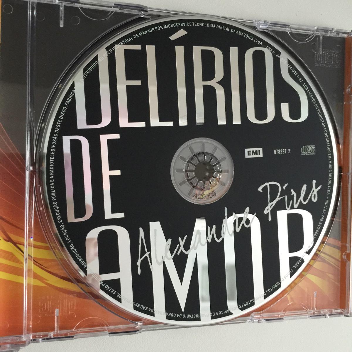 cd alexandre pires delrios de amor 2011