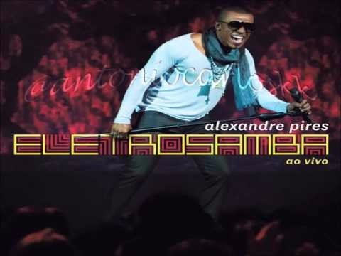 novo cd de alexandre pires eletro samba