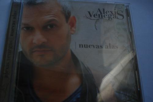 cd alexis venegas nuevas alas chileno