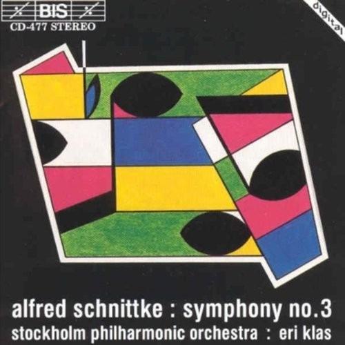 cd alfred schnittke - symphony no. 3 - cd importado austria