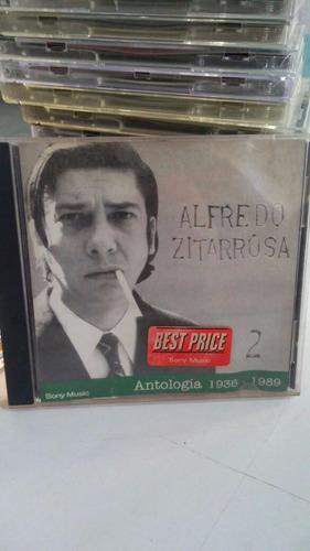 cd alfredo zitarrosa - antología 1936-1989