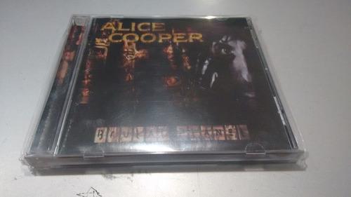 cd alice cooper brutal planet imp en formato cd,excelente