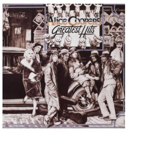 cd alice cooper - greatest hits