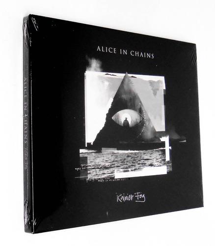 cd alice in chains rainier fog - original pronta entrega