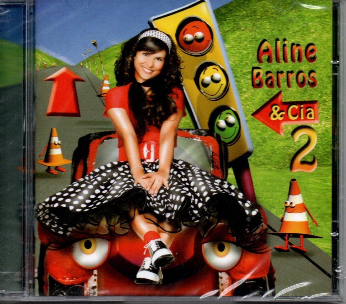 Aline Barros Aline Barros & Cia 2 cd aline barros & cia vol. 2
