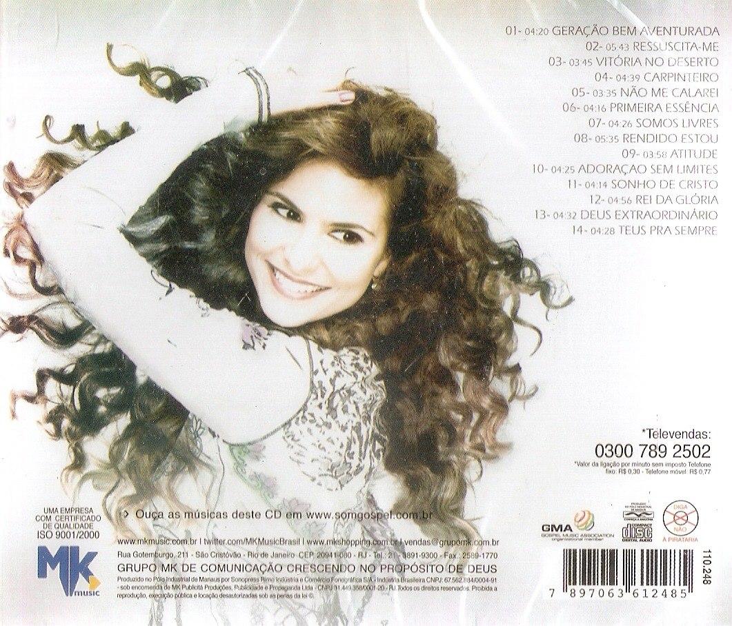 cd completo de aline barros extraordinario amor de deus